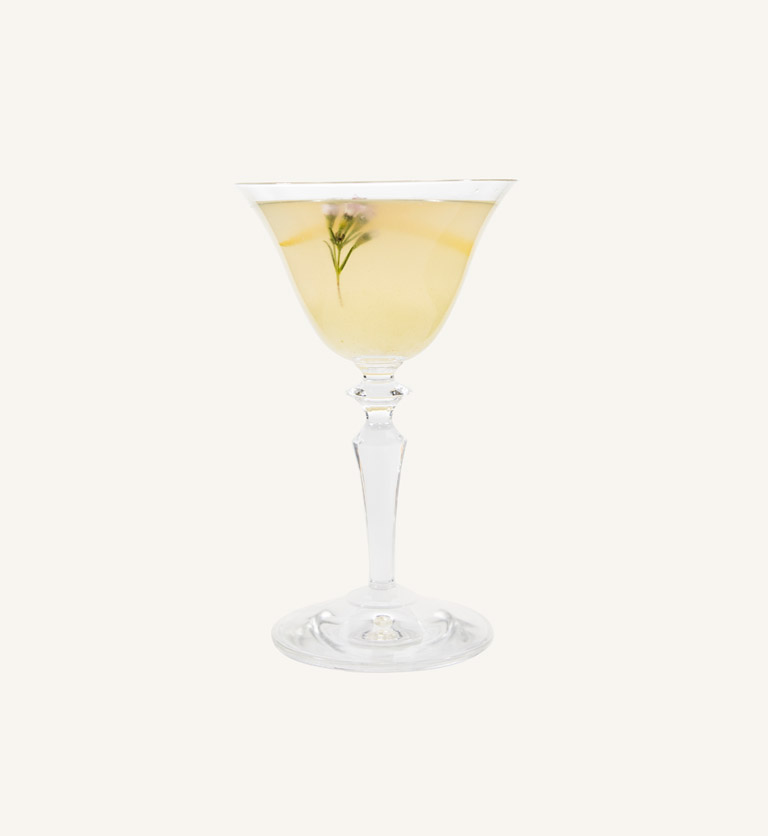 7. THE GREEN LADY (NON-ALCOHOLIC)